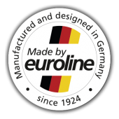 Made by euroline - made in germany since 1924