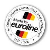 Made by euroline - seit 1924 made in germany