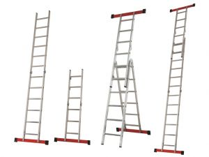 Combi ladder with many possibilities